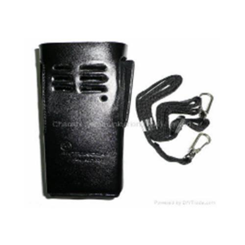 Motorola GP328 Original Hard Leather Case